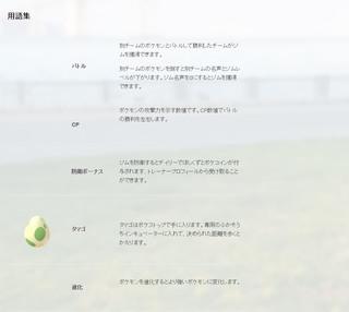 Pokemon GO(ポケモン GO)ポケモンgo 攻略01 ゲームの始め方 8 用語集.jpg